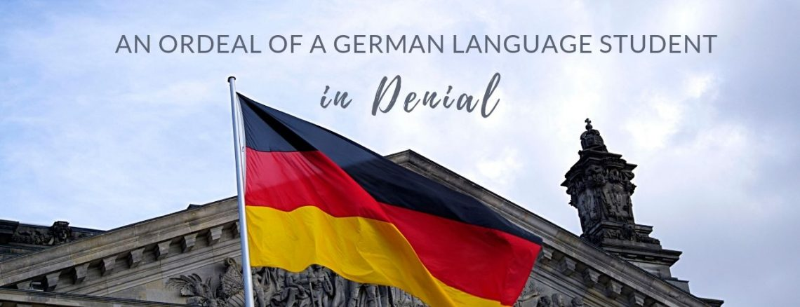 Learning German in Germany