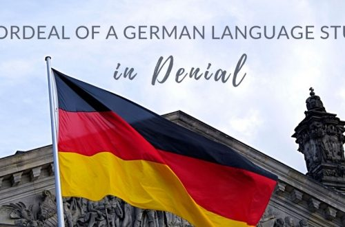 Learning German in Germany