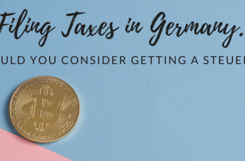 Filing taxes in Germany as an expat