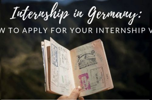 internship visa for germany