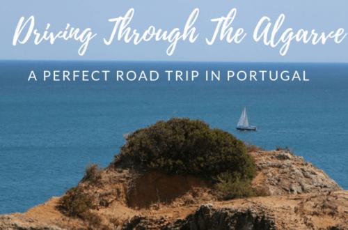 trip to algarve portugal
