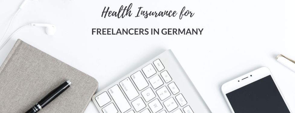 Health insurance for freelancers in germany