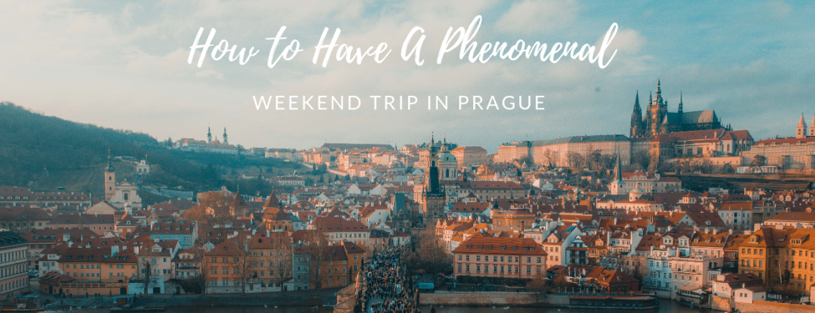 Weekend trip to Prague