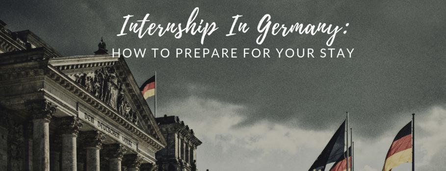 internship in germany. German visa