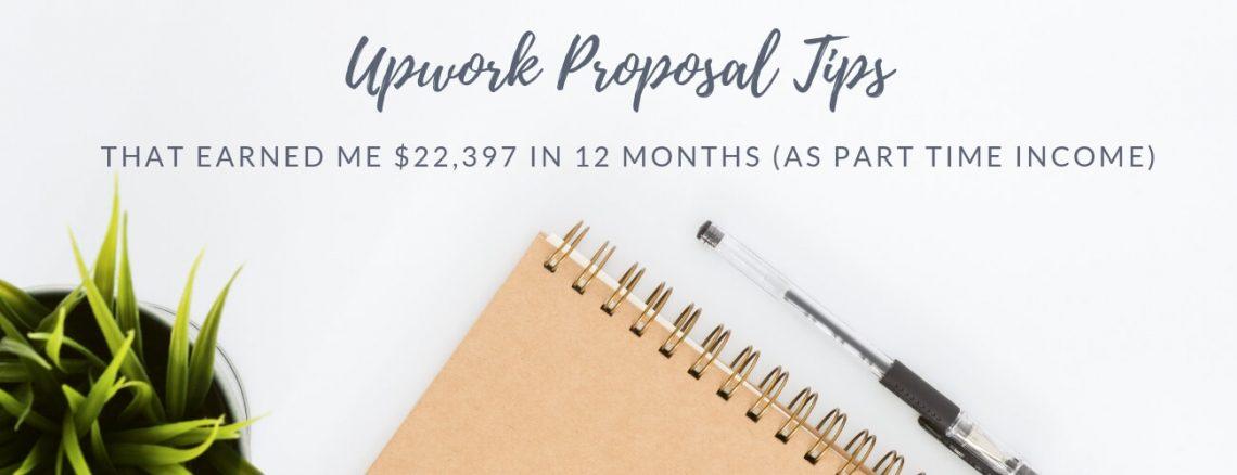 upwork proposal tips