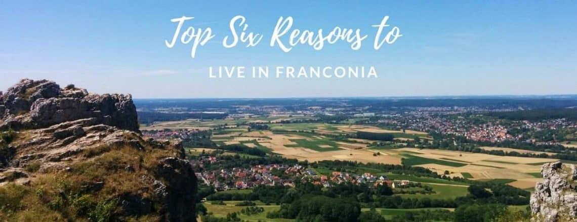 Live in Franconia