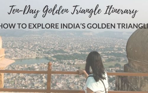 Ten-Day Golden Triangle Itinerary