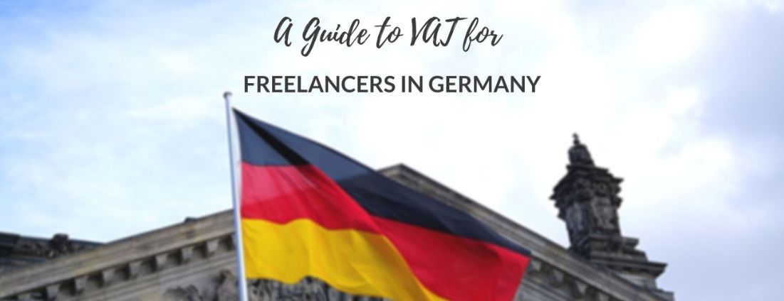 VAT for freelancers in Germany