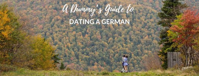 Dating a German