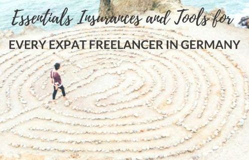 insurance for expat freelancers in Germany