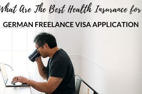 Health insurance for german freelance visa