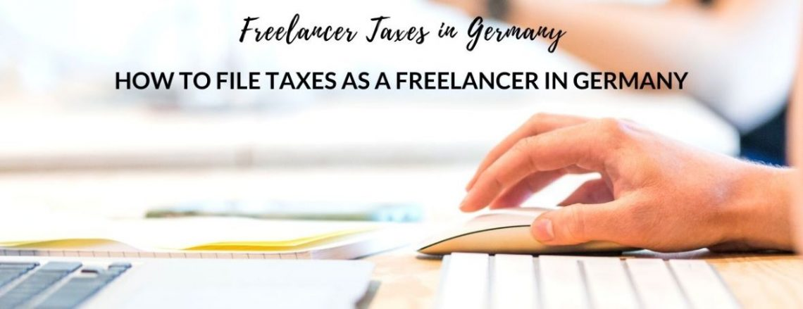 paying freelancer taxes in germany