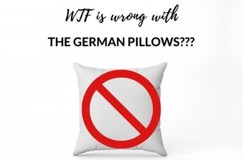 german pillows