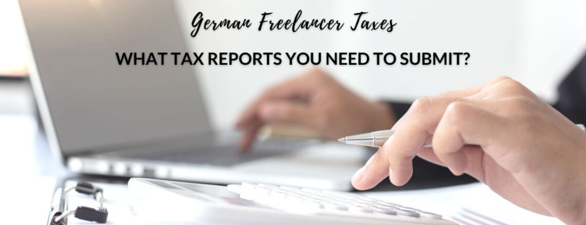 german freelancer taxes