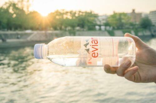 Bottled water in Germany